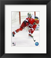 Framed Erik Cole - '06 / '07 Home Action