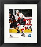 Framed Tony Amonte - '06 / '07 Away Action