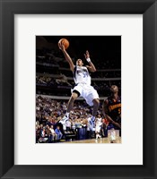 Framed Devin Harris - '06 / '07 Action