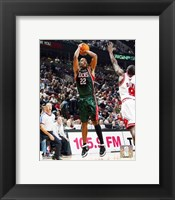 Framed Michael Redd - '06 / '07 Action