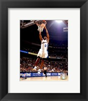 Framed Gilbert Arenas - '06 / '07 Action
