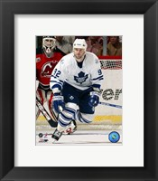 Framed Jeff O'Neill - '06 / '07 Away Action