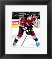 Framed Marek Svatos - '06 / '07 Home Action