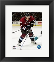 Framed Milan Hejduk - '06 / '07 Home Action