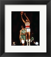 Framed Wilt Chamberlain - 1967 Action