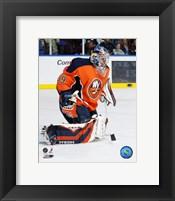 Framed Rick DiPietro - '06 / '07 3rd Jersey