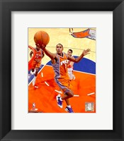 Framed Boris Diaw - '06 / '07 Action