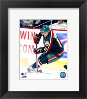 Framed Marian Gaborik - '06 / '07 Home Action