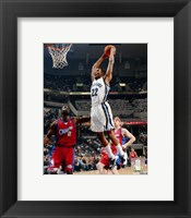 Framed Rudy Gay - '06 / '07 Action