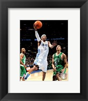 Framed Allen Iverson jumping - '06 / '07 Action