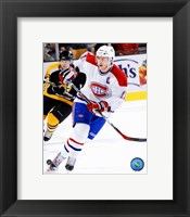 Framed Saku Koivu - '06 / '07 Away Action