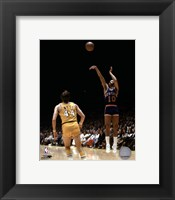 Framed Walt Frazier - 1971 Action