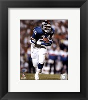 Framed Ottis Anderson - Super Bowl XXV / Action