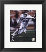 Framed Lawrence Taylor - 1993 Action