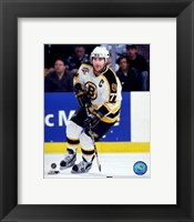 Framed Ray Bourque - 1998 Action