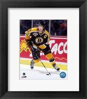 Framed Ray Bourque - 1998 Action On Ice