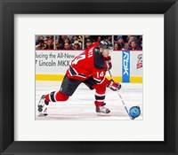 Framed Brian Gionta - '06 / '07 Home Action