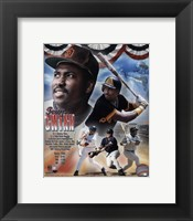 Framed Tony Gwynn - Legends Composite