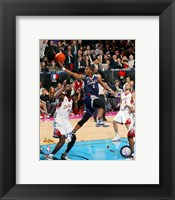 Framed Dwyane Wade - '07 All Star Game / Action