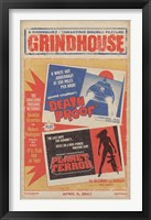 Framed GrindHouse - Dual Death