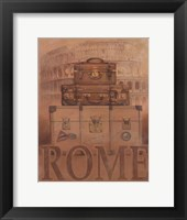 Framed Travel - Rome