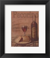 Framed Pecorino - Roma