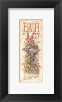 Framed Bath (Bird Bath)