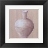 Framed Vase