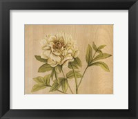 Framed Yellow Flower