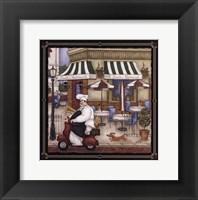 Framed Dante's Ristorante