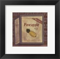 Framed Pineapple Tea