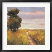 Framed Low Country Landscape I