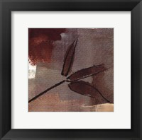 Framed Leaf Gesture II
