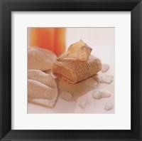 Vanilla Bean Framed Print
