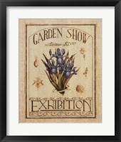 Framed Garden Show I
