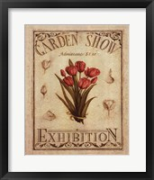 Framed Garden Show II