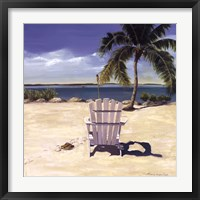 Framed Beach Chair