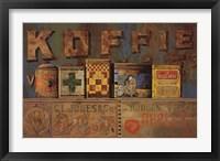 Framed Koffie