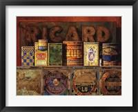 Ricard Framed Print