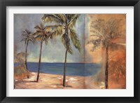 Palm Study II Framed Print