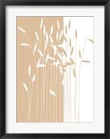 Framed Reeds I