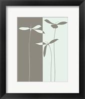 Framed Petals III