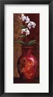 Framed Oriental Vase II