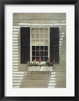 Framed Nantucket Window Box