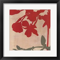 Framed Tropical Impressions 4