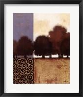 Skyline Drive I Framed Print