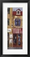 Ruette De Ville I Framed Print