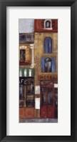 Ruette De Ville IV Framed Print