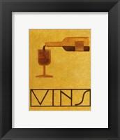 Framed Vins