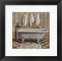 Framed Victorian Bath IV